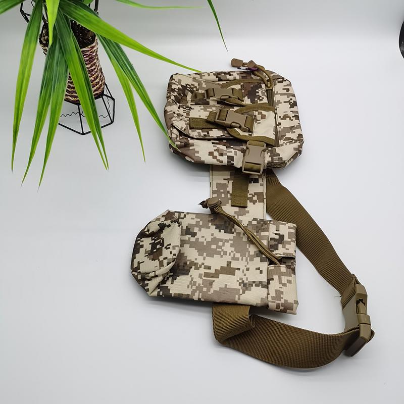 camouflage waist bag 002