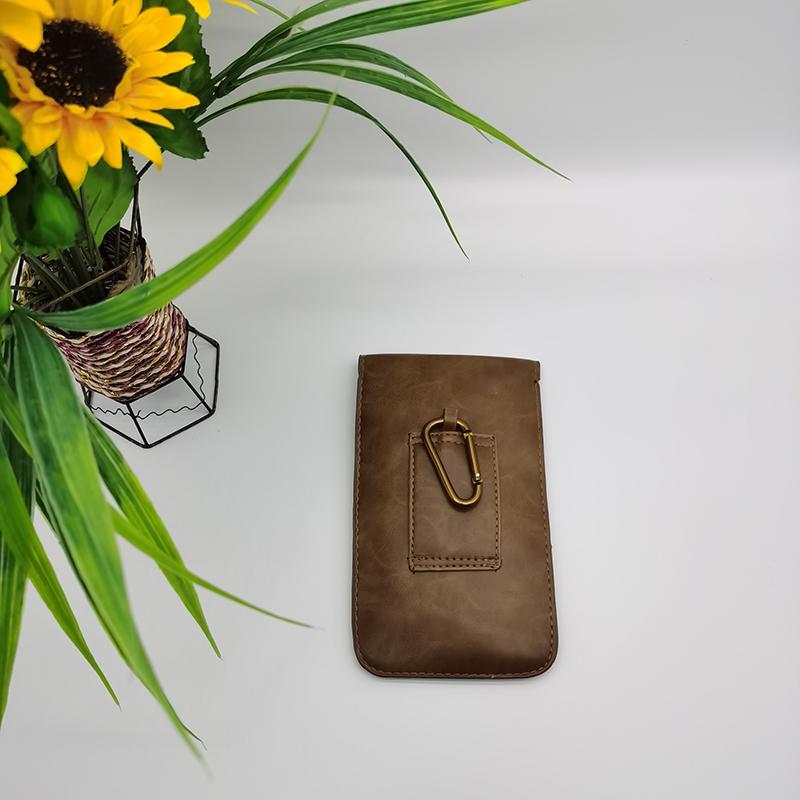 waist phone leather hangbag002