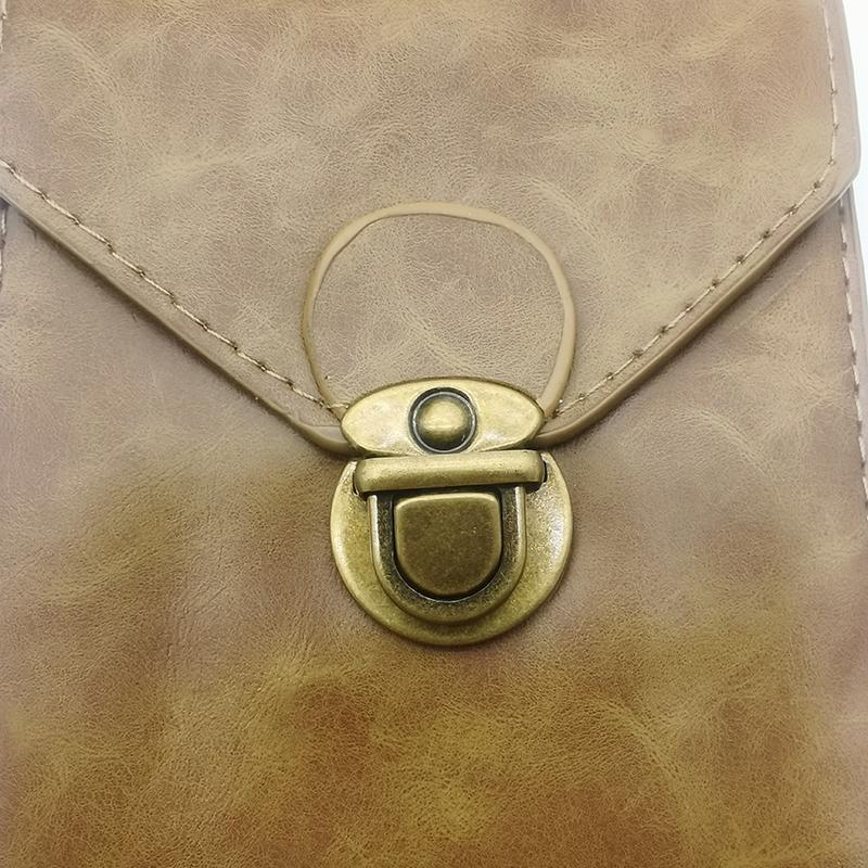 waist phone leather hangbag003